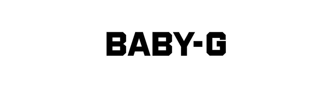 Casio Baby-G Shock