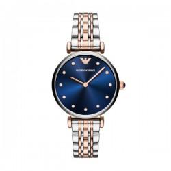 Armani Gianni T-Bar AR11092 Horloge 32mm