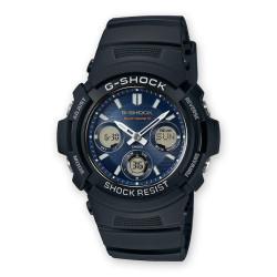 Casio G-SHOCK AWG-M100SB-2AER Horloge Zendergestuurd