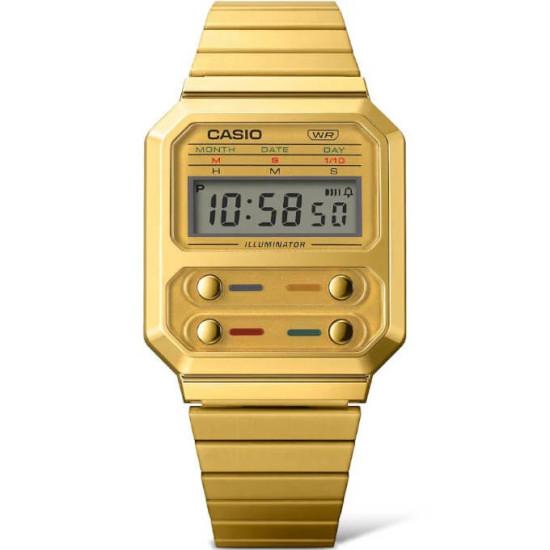 Casio A100WEG-9AEF Vintage