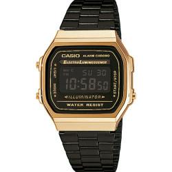 Casio Retro A168WEGB-1BEF Horloge 37mm