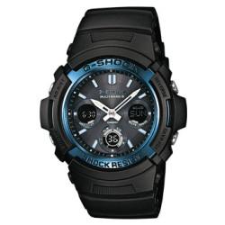 Casio G-SHOCK AWG-M100A-1AER Horloge Zendergestuurd