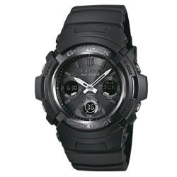 Casio G-SHOCK AWG-M100B-1AER Horloge Zendergestuurd