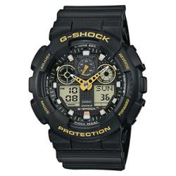 Casio G-SHOCK GA-100GBX-1A9ER Horloge