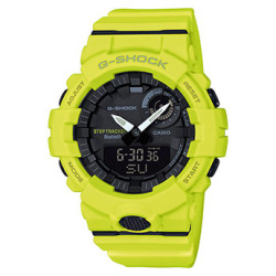 Casio G-SHOCK G-SQUAD GBA-800-9AER Bluetooth