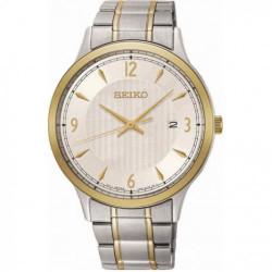 Seiko SGEH82P1 Quartz Horloge Heren 40mm