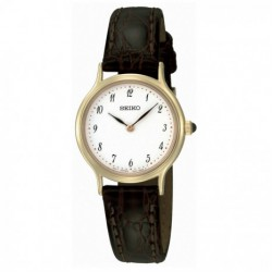 Seiko SFQ828P1 Horloge Dames 26mm