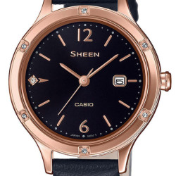 Casio Sheen SHE-4533PGL-1AUER Dames 30mm
