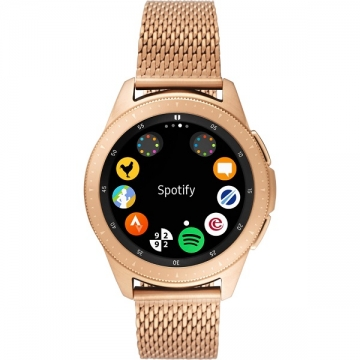 Samsung SA.GARG Galaxy Rose Gold Horloge 42mm