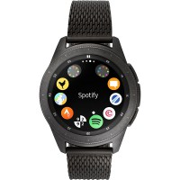 Samsung SA.GAMB Galaxy Midnight Black Horloge 42mm