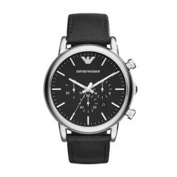 Armani AR1828 Luigi horloge 46mm