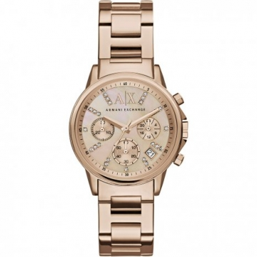 Armani Exchange AX4326 X Ladies Horloge 36mm