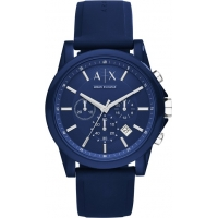 Armani Exchange AX1327 OuterBanks Horloge 44mm