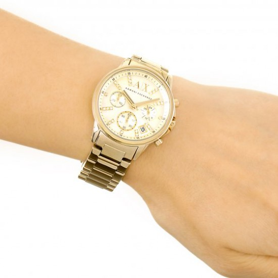 Armani Exchange AX4327 Lady Banks Horloge 36mm