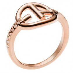 Armani Ring Dames EG3200221 Zilver