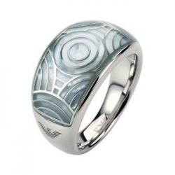 Armani EGS1292040 Anello Ring