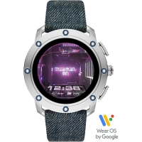DIESEL DZT2015 ON AXIAL SMARTWATCH GEN 5 DISPLAY 48 MM