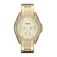 Fossil ES3203 Riley horloge 38mm