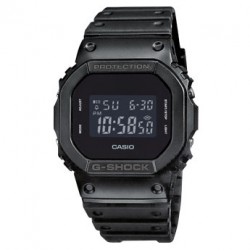 Casio G-SHOCK DW-5600BB-1ER Horloge