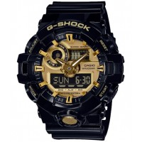 Casio G-SHOCK GA-710GB-1AER Horloge