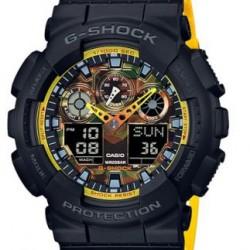 Casio G-SHOCK GA-100BY-1AER Horloge