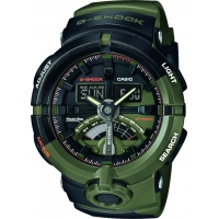 Casio G-SHOCK GA-500K-3AER Chari & Co Horloge