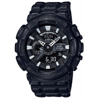 Casio G-SHOCK GA-110BT-1AER Horloge Leather Look