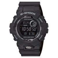 Casio G-SHOCK GBD-800-1BER Bluetooth en Stappenteller