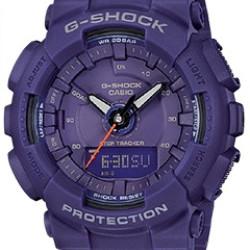 Casio G-SHOCK GMA-S130VC-2AER Horloge met Stappenteller