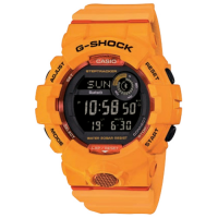 Casio G-SHOCK GBD-800-4ER Bluetooth en Stappenteller