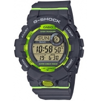 Casio G-SHOCK GBD-800-8ER Bluetooth en Stappenteller