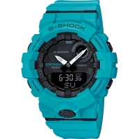 Casio G-SHOCK G-SQUAD GBA-800-2A2ER Bluetooth