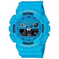 Casio G-Shock GA-100RS-2AER Hot Rock Sounds