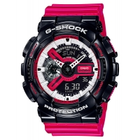 Casio G-Shock GA-110RB-1AER Red-Black