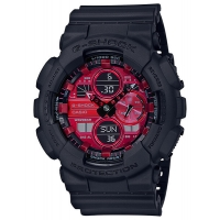 Casio G-Shock GA-140AR-1AER Red Adrenalin