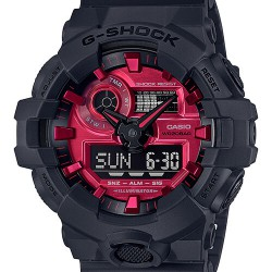 Casio G-Shock GA-700AR-1AER Red Adrenalin