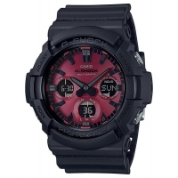 Casio G-Shock GAW-100AR-1AER Red Adrenalin Solar
