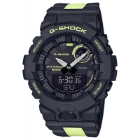 G-Shock GBA-800LU-1A1ER Reflector band Bluetooth