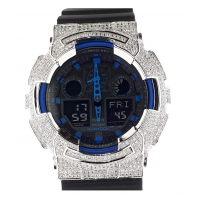 Casio G-Shock Bling GA-100-1A2