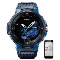 Casio PROTREK WSD-F30-BU GPS Smartwatch 53.8mm