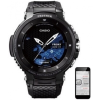 Casio PROTREK WSD-F30-BK GPS Smartwatch 53.8mm