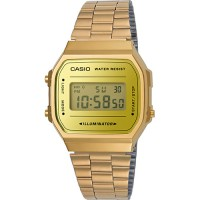 Casio Retro A168WEGM-9EF Horloge 37mm