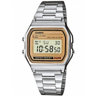Casio Retro A158WEA-9EF Horloge 37mm