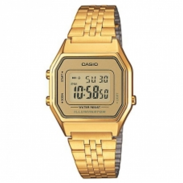 Casio Retro LA680WEGA 9ER Horloge 34mm
