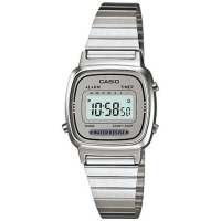 Casio Retro LA670WEA-7EF Horloge 25mm