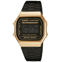 Casio Retro A168WEGB-1BEF Horloge 37mm