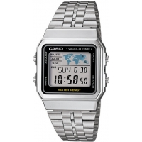 Casio Retro  A500WEA-1EF Horloge 39mm