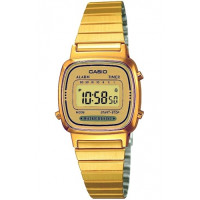 Casio Retro LA670WEGA-9EF Horloge 25mm