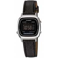 Casio Retro LA670WEL-1BEF Horloge 25mm