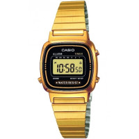 Casio Retro LA670WEGA-1EF Horloge 25mm